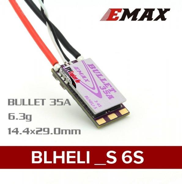 Emax Bullet 35A