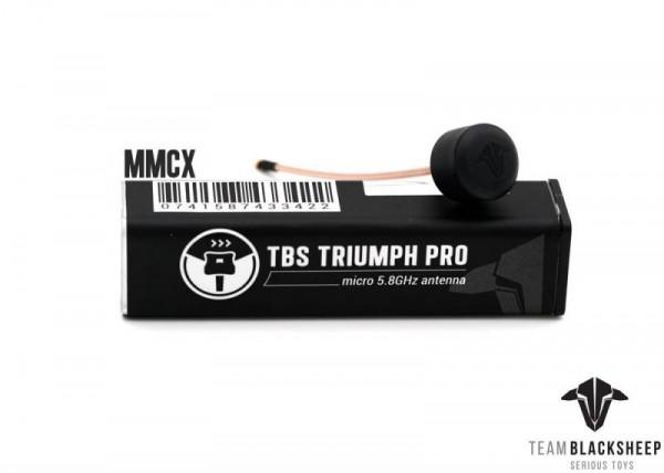 TBS Triumph Pro (MMCX) Antenne