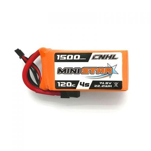 CNHL 1500 4S 120C Ministar FPV Lipo
