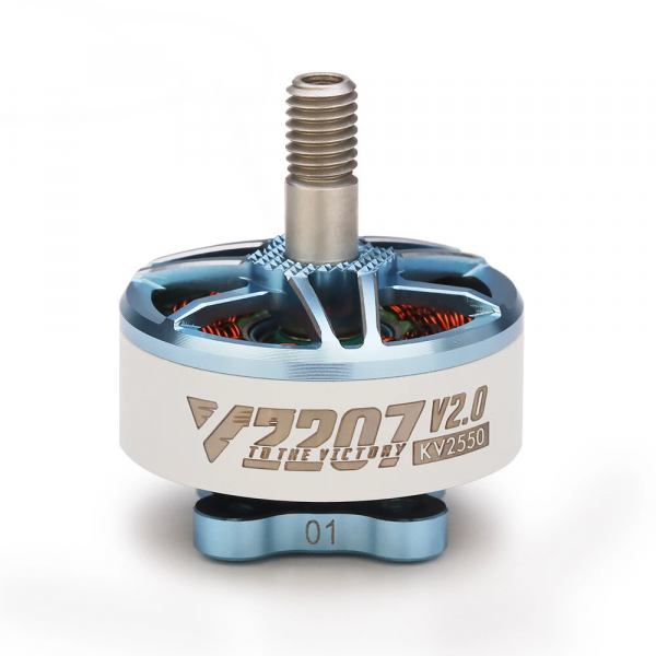 T-Motor V2207 V2 2550KV Velox