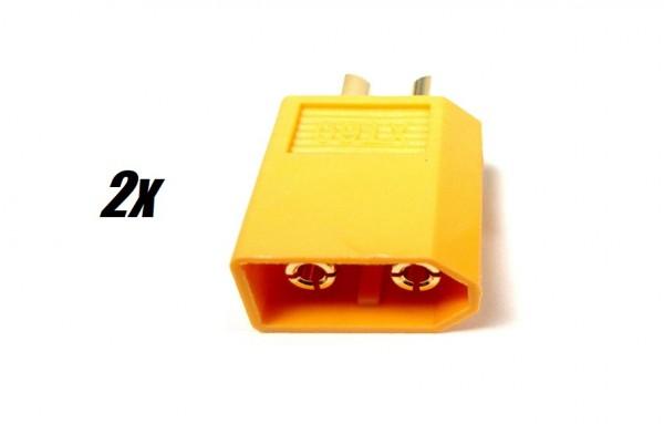 2x XT60 Stecker