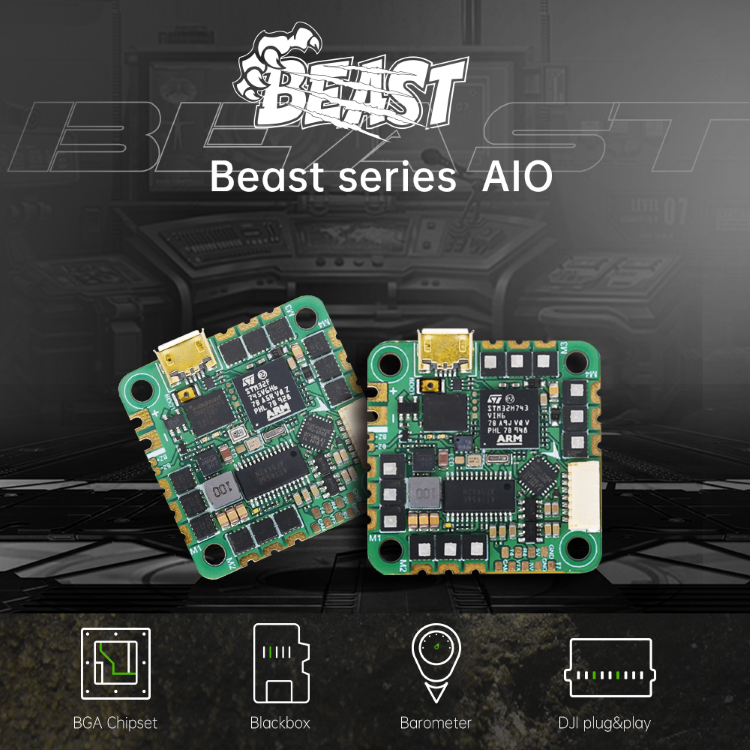 iflight-Beast-F7-H7-AIO-BOARD