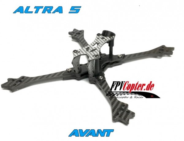 Avant Quads Altra 5 Zoll Black