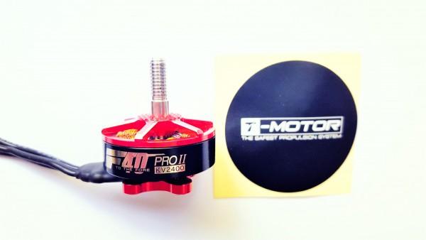 T Motor F40 Pro II 2400KV Rot