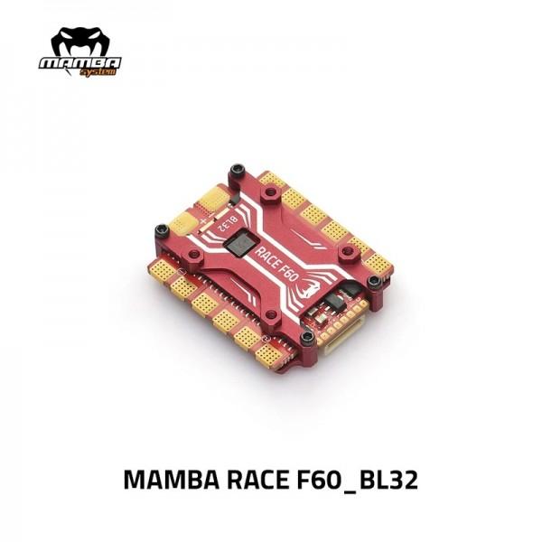 Diatone MAMBA RACE 6s F60_BL32 Dshot1200 4IN1 ESC 65A