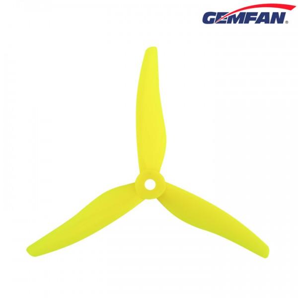 Gemfan 51499-3 Hurricane Propeller Gelb