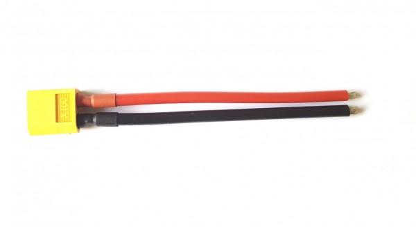XT60 Stecker mit 12AWG