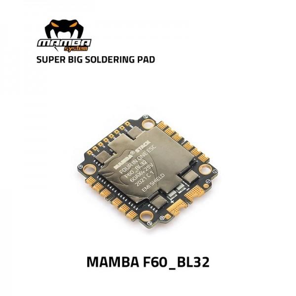 Diatone MAMBA F60_BL32 Dshot1200 4IN1 ESC 60A