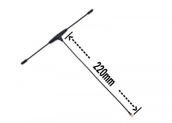 TBS Immortal T V2 Extra Extended Antenne