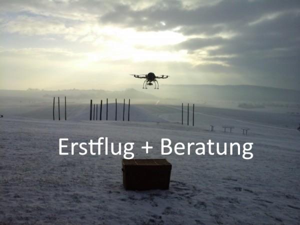 Erstflug + Beratung