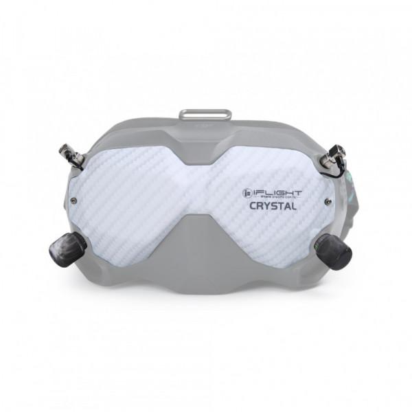 iFlight Crystal DJI HD Patch White Carbon